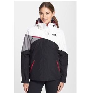 North Face Colorblock Jacket